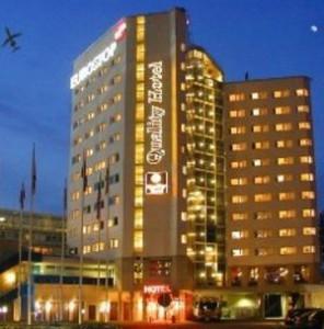 boka hotell nära Arlanda